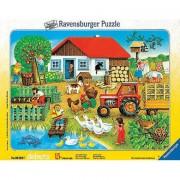 RAVENSBURGER Puzzel Wat hoort waar, 15 stukjes