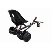 Limited Edition Racer Suspension Hoverkart Carbon Black