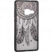 Husa Capac Spate Lace Design 3 Negru Samsung Galaxy S7 STAR