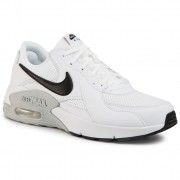 Pantofi NIKE - Air Max Excee CD4165 100 White/Black/Pure Platinum