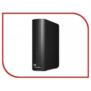 Жесткий диск Western Digital Elements USB 3.0 4Tb WDBWLG0040HBK-EESN