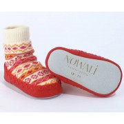 Lingonberry Moccasin: 18-19