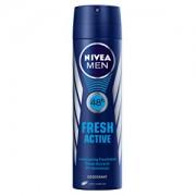 Nivea Deodorant ve spreji pro muže Fresh Active 150 ml