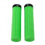 【セール実施中】【送料無料】SUPACAZ(スパカズ)GRIZIPS グリズプス 自転車グリップ サイクルドレスパーツ Neon Green