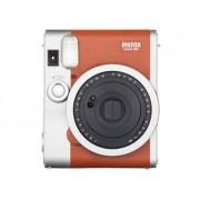 Fujifilm Máquina Fotográfica Instantânea Instax Mini 90 (Castanho - Obturação: 1/400 - 1,8 segs. - 62x46mm)