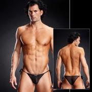 Blue Line Pro-Mesh Side Tie Bikini Underwear Black BLM009