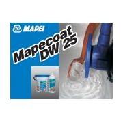 Vopsea epoxidica bicomponenta pentru protectia anti acida a betonului. Aviz apa potabila, Mapei MAPECOAT DW 25, set predozat 5kg