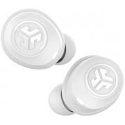 Casti Stereo JLab JBuds Air, true wireless, Bluetooth, Microfon (Alb)