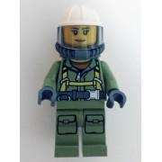CTY681 Minifigurina LEGO City - Volcano Explorer (CTY681)