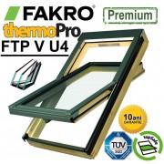 Fereastra cu 3 sticle Fakro FTP-V U4 Argon