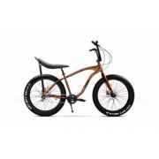 Bicicleta Pegas Cutezator EV banana 7 viteze Portocaliu Cupru