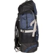Entire Nylon Red Colour Rucksacks Bag Rucksack - 60(Neon)