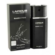 Ted Lapidus Black Extreme Eau De Toilette Spray 3.4 oz / 100.55 mL Men's Fragrance 497980