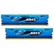 G.Skill 16 GB DDR3-RAM - 2400MHz - (F3-2400C11D-16GAB) G.Skill Ares Series CL11