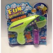 Fun Bubbles- Bubble Blower Gun