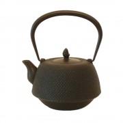 Ceainic din Fonta Nanbu Arare Ancient Golden 1.2L