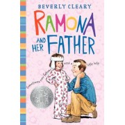Ramona and Her Father, Hardcover