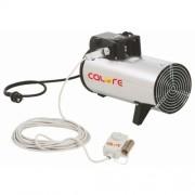 Aeroterma electrica Calore D3i, 230 V, 3 kW, 450 mc/h, carcasa inox