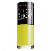 Maybelline 754 Pow Green - Vernis À Ongles Colorshow 60 Seconds De Gemey-maybelline