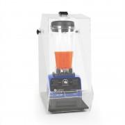 Klarstein Herakles 3G, син миксер с капак, 1500 W, 2.0 к.с., 2 литра, без BPA (PL-21687-30167)