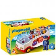 Playmobil 1.2.3: Autobús (6773)