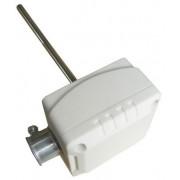 """Termistor 10k TEMCO CONTROLS DTS-PE-12-7, pentru conducte, caracasa plastic pentru conector ½"""" EMT, sonda 12"""""""