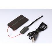 Pinhole spy kamera GSM na SIM kartu s vzdáleným odposlechem