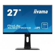 "iiyama ProLite XUB2790HS-B1 27"" Full HD LED Matt Flat Black computer monitor"