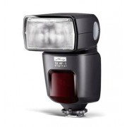 Metz Mecablitz 52 AF-1 Digital Flash per Nikon, Modo i-TTL/D-TTL/3D, Aggiornabile via USB, Nero