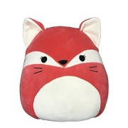 "Kellytoy Squishmallow 16"" Fifi The Red Fox Super Soft Plush Toy Pillow Pet Pal Buddy"