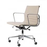 Charles Eames bureaustoel EA117 grijs