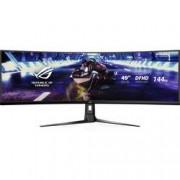 Asus Herní monitor Asus XG49VQ, 124.5 cm (49 palec),3840 x 1080 px 4 ms, VA LED HDMI™, DisplayPort, USB, zásuvka sluchátek
