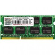 8GB DDR3 1600MHz, Transcend, SO-DIMM, 1.5V