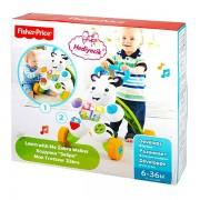 Mattel Fisher-Price zebrás járássegítő - Mattel DLD80