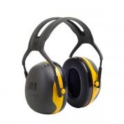 Cuffie antirumore 3M PELTOR? - 399065 Cuffie protettive antirumore snr 31 db in abs/tpu/pu/pvc a norma en 352 di colore giallo in confezione da 1 Pz.
