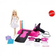 Mattel barbie look colorato cmm85