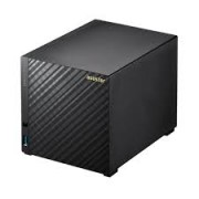 Мрежов сторидж, Asustor AS3104T, 4-bay NAS, Intel Celeron Dual-Core N3050 ( up to 2.1GHz, 2MB)/AS3104T