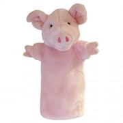 The Puppet Company Pig Long Sleeved Glove Puppet