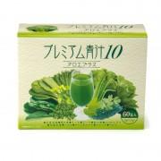 プレミアム青汁10 アロエプラス【QVC】40代・50代レディースファッション