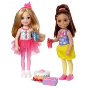 Barbie Club Birthday Party Chelsea Dolls amp Accessories 2 Pack