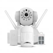 Sistem de alarma antiefractie SMART HOME VStarcam C37-AR-TZ1V, 1MP, 3.6 mm, IR 10 m