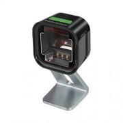 Баркод скенер Datalogic Magellan 1500i, 2D, USB, магнитна стойка, черен