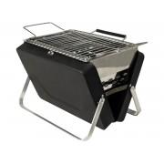 Gusta Mini Koffer BBQ 30,6x23cm Zwart