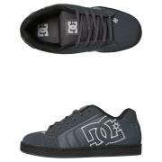 Dc Mens Shoes Net Grey