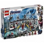 LEGO Super Heroes, Iron Man - Sala Armurilor 76125