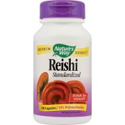 Reishi SE 188mg - Nature's Way Longeviv.ro