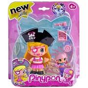 Pinypon Pirates and Mermaids Figure–Pirate Hat Black Pirate