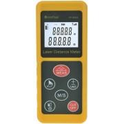 HOLDPEAK 5060A Digitális lézeres távolságmérő 0.03-60m memória pontosság 1mm IP52.
