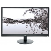 "AOC e2270Swn 21.5"" Full HD Black computer monitor"