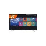 Smart TV LED 32`` HD Semp TCL L32S4900S 3 HDMI 2 USB Wi-Fi Integrado Conversor Digital